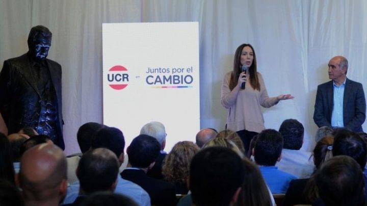 Rumbo a las elecciones, Vidal busca fortalecer su vínculo con el radicalismo