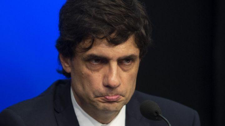 Lacunza viajará a EEUU para renegociar la deuda con el FMI