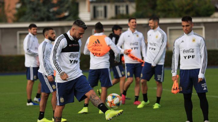 Selección Argentina: La dupla ofensiva de Scaloni contra Ecuador