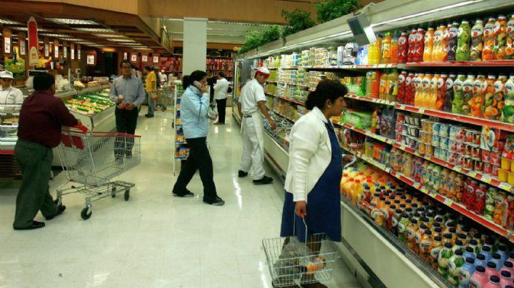 El consumo cayó 12% los primeros ocho meses del año