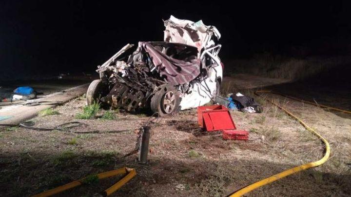 Trágico accidente en General Conesa: Tres muertos