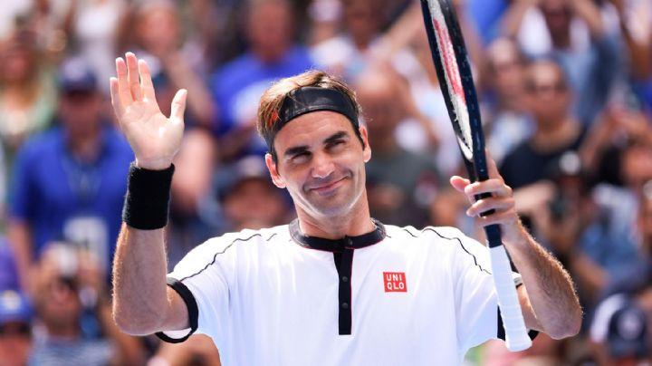 Tenis: Federer confirmó una gran noticia para el mundo tenístico