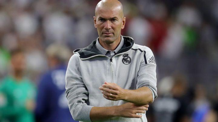 Reunión secreta con Zidane: ¿Una nueva estrella para el Real Madrid?