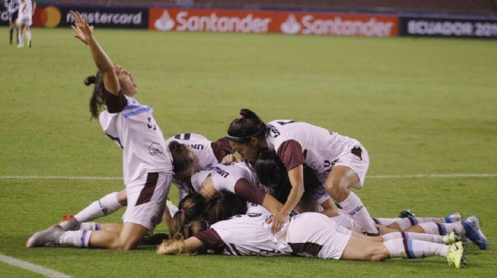 Copa Libertadores femenina: Gran triunfo de UAI Urquiza