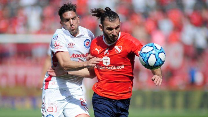 Superliga: Perdió Independiente y¿se va Becaccece?