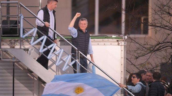 """Macri estará con el """"Sí se puede"""" en Santa Fe"""