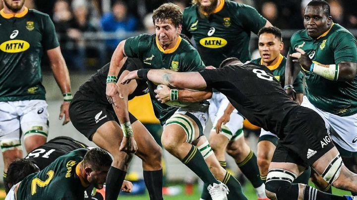 Mundial de Rugby: Se definió la segunda semifinal