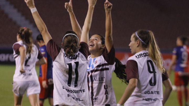 Copa Libertadores femenina: Goleada y cuartos para la UAI