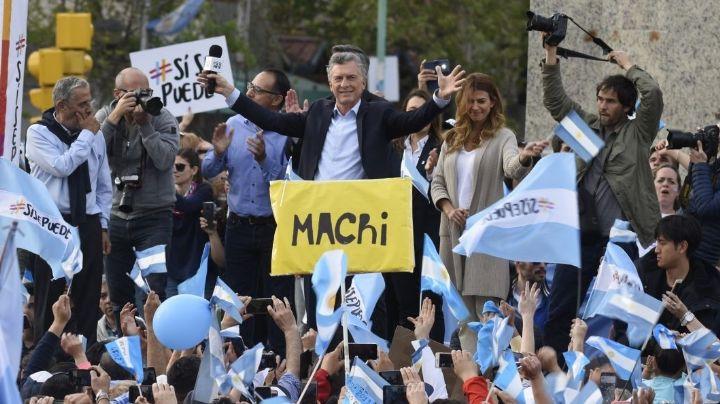"""Campaña contrareloj, Macri lleva la marcha del """"Sí se puede"""" a Jujuy"""