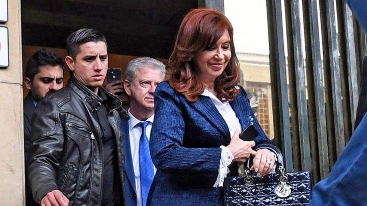 Avanza otro juicio contra Cristina Kirchner y podría enfrentarlo como vicepresidenta