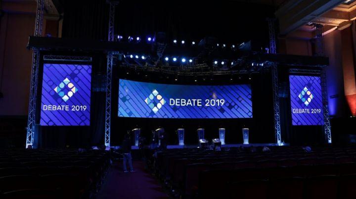 Segundo debate presidencial: Los candidatos comienzan a llegar a la UBA