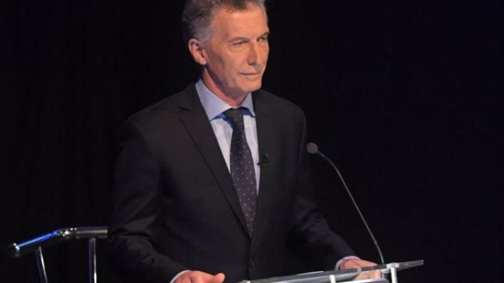 Debate presidencial: Los duros términos de Macri sobre el caso Maldonado