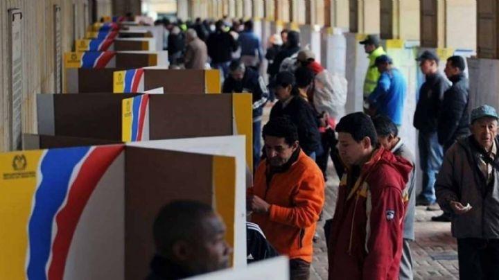 El domingo 27 hay elecciones regionales en Colombia