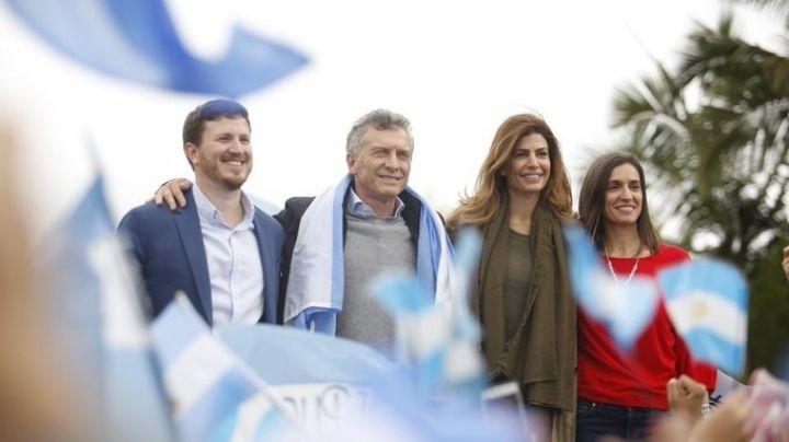 """Macri encabeza una nueva marcha del """"Sí, se puede"""" en Rosario"""