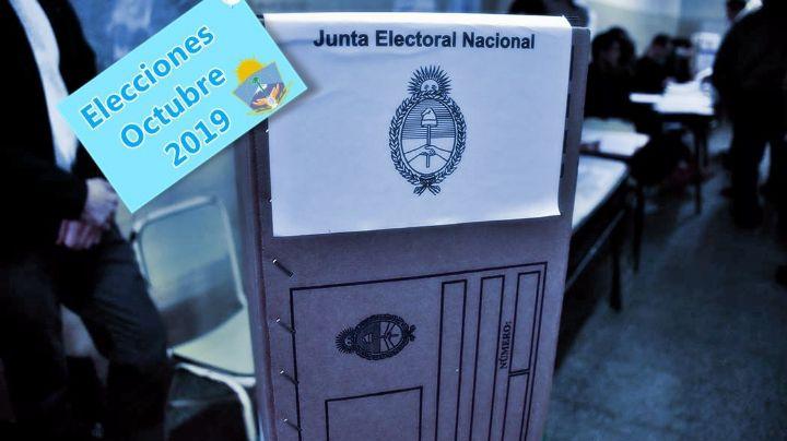 """""""Escrutinio definitivo"""": Las cifras finales de las Elecciones 2019 en Neuquén"""