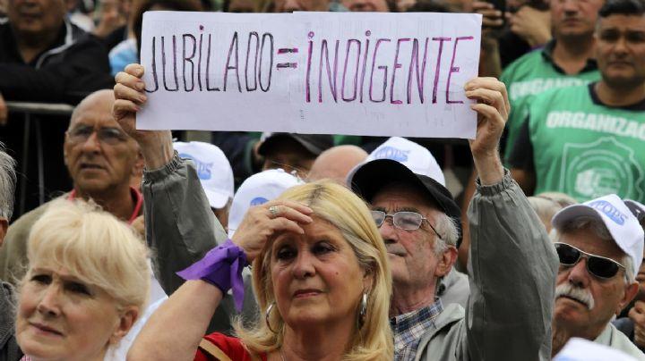 Un estudio internacional señala que se debe aumentar la edad jubilatoria en Argentina