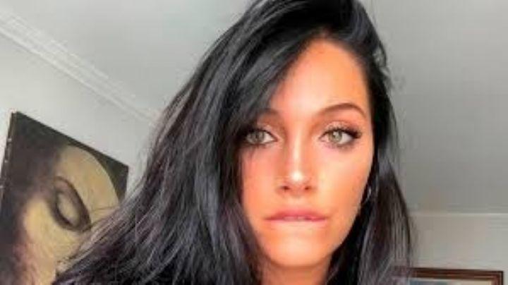 Oriana Sabatini se animó a quitarse la ropa y esta fue la reacción de Paulo Dybala