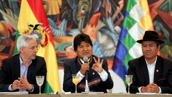 Bolivia: Evo Morales ofrece a la OEA que verifique las actas de votación