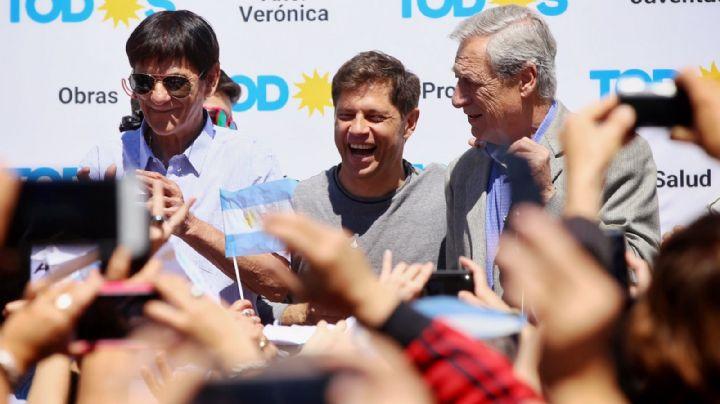 """""""Cuando pongamos la boleta, digamos 'nunca más' al neoliberalismo en la Argentina"""""""