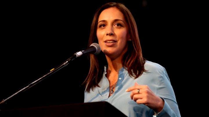 """Vidal anunció que va """"impulsar el debate"""" de candidatos a gobernador bonaerense"""