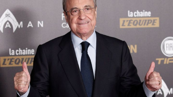 Real Madrid: Florentino Pérez quiere a esta estrella del fútbol
