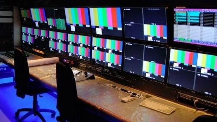 Por el paro en la televisión, los canales interrumpen su programación