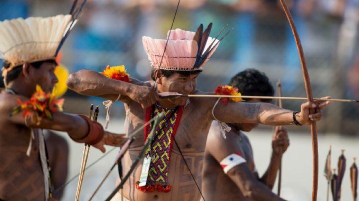 Perú: Indígenas en aislamiento atacan con arcos y flechas una aldea
