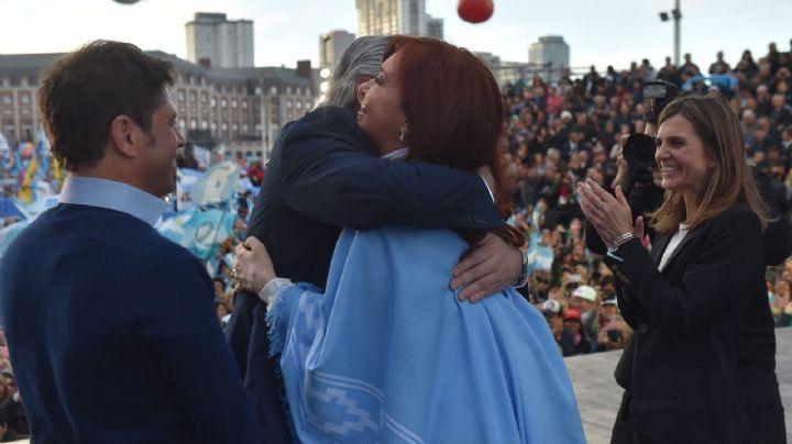 ¿Cuál fue el error de Cristina Kirchner en el cierre de campaña del Frente de Todos?