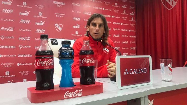 Independiente: Renunció Becaccece