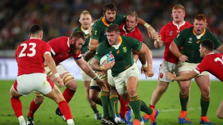 Mundial de Rugby: Se definió el segundo finalista