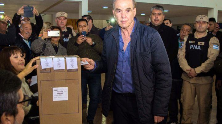 """ELECCIONES ARGENTINAS 2019: Pichetto ya votó y se mostró """"optimista"""" para hoy"""