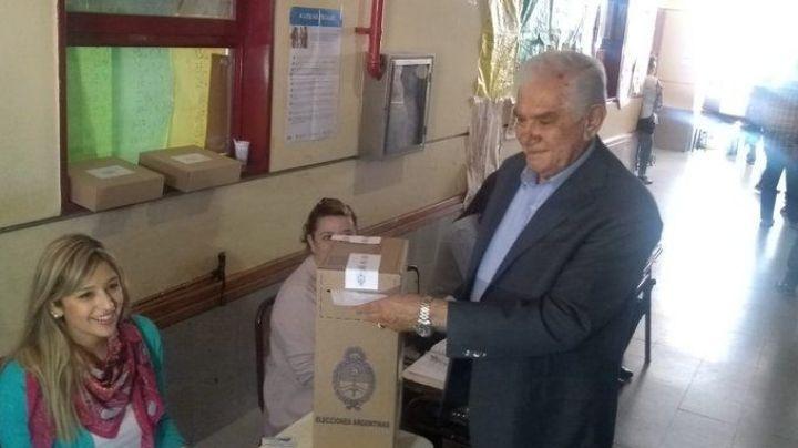 ELECCIONES ARGENTINAS 2019:  El pedido de Guillermo Pereyra  tras votar