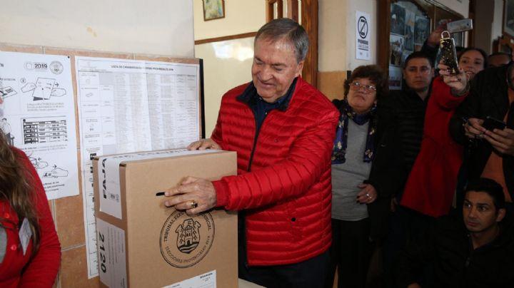 ELECCIONES ARGENTINAS 2019: Schiaretti habló en el momento en que votaba en estas elecciones