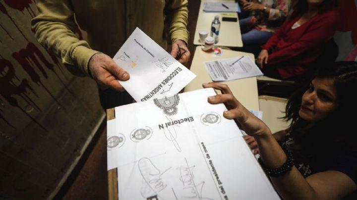 ELECCIONES ARGENTINAS 2019: Votó el 56% del padrón a tres horas del cierre de la votación