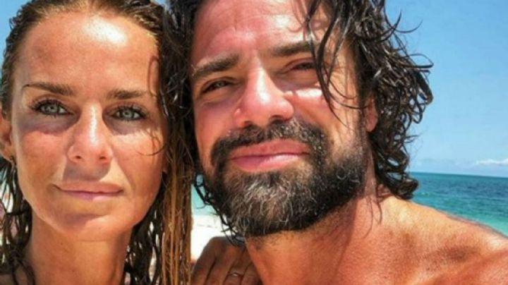 Sabrina Rojas y Luciano Castro le ponen más calor a la playa ¡Suben la apuesta!