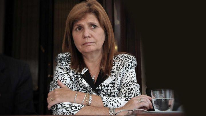 Patricia Bullrich dejará su cargo