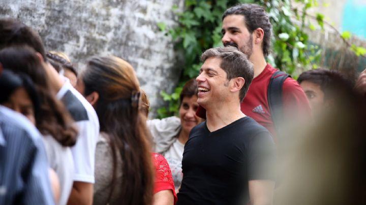 """Kicillof analiza la situación de la Provincia de Buenos Aires: """"Es lamentable lo que queda"""""""