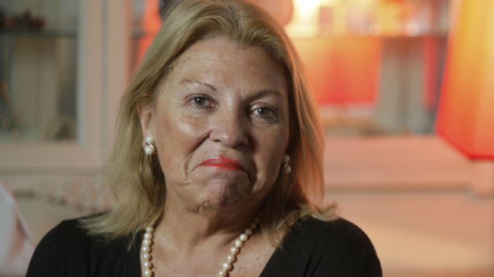 Carrió se despide de Macri y confiesa que renuncia a la política
