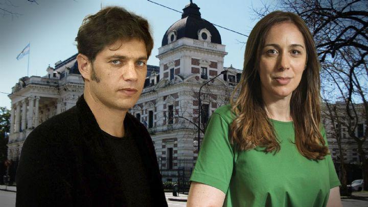 Vidal y Kicillof se reúnen esta semana por la transición de mando