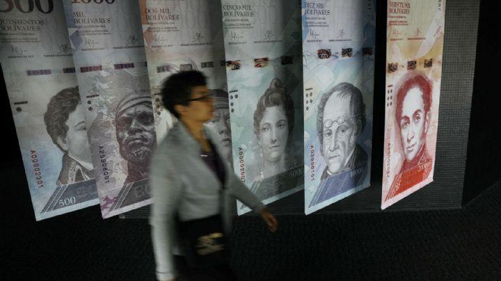 Venezuela vive una dolarización 'de facto'