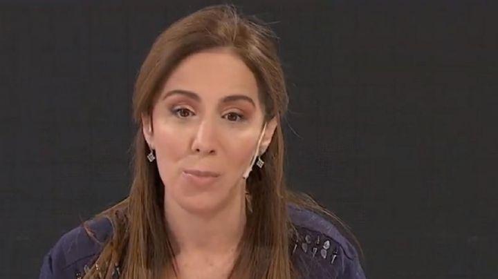 """""""Mentirosa... no vuelvas más"""" Otro incómodo momento de Vidal en campaña"""