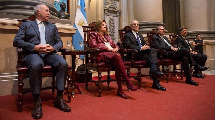 El Gobierno le pide a la Corte llamar a las provincias a una audiencia
