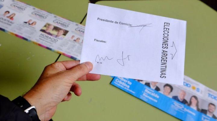 Escrutinio definitivo: Arrancó el recuento de votos para validar el triunfo del Frente de Todos