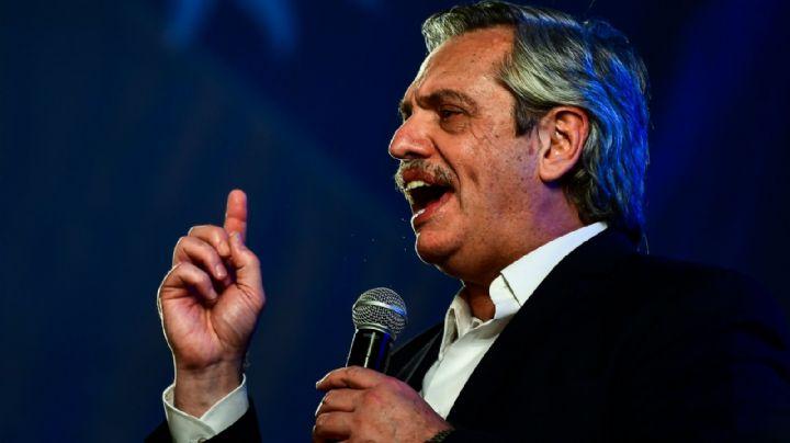 Alberto Fernández agradeció el saludo de Inglaterra y pidió por las Malvinas