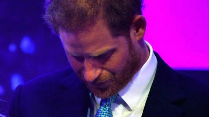 Lo dijo por primera vez y no lo aguantó: el llanto desbordado del príncipe Harry