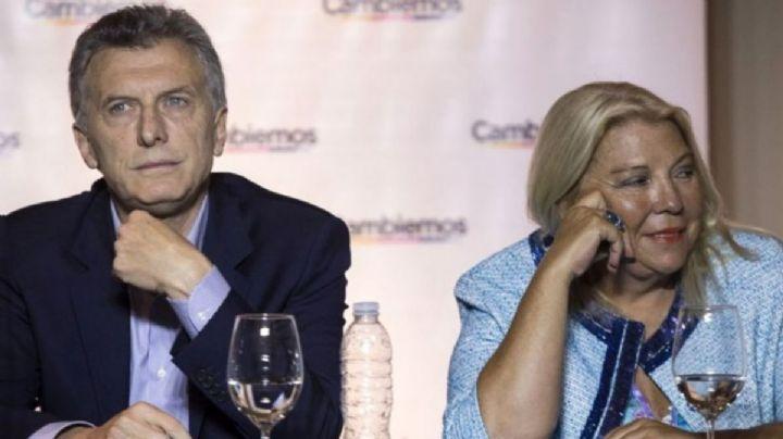 """""""No tengo más fuerzas"""" Carrió contó cuál será su futuro tras la renuncia"""
