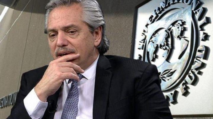 EE.UU. alertó a Alberto Fernández por los compromisos con el FMI