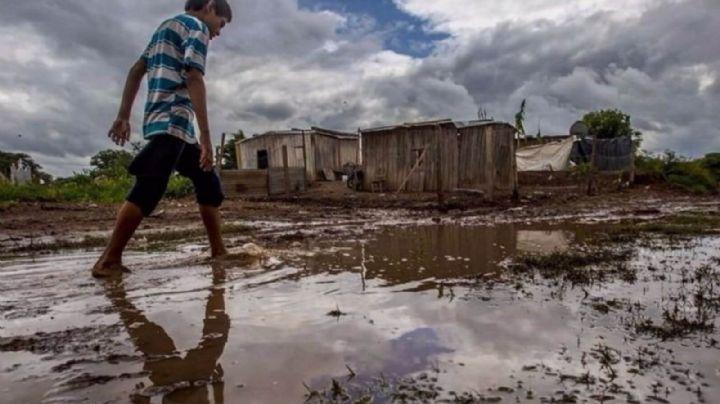 La mitad de los chicos en el país vive en un ambiente contaminado