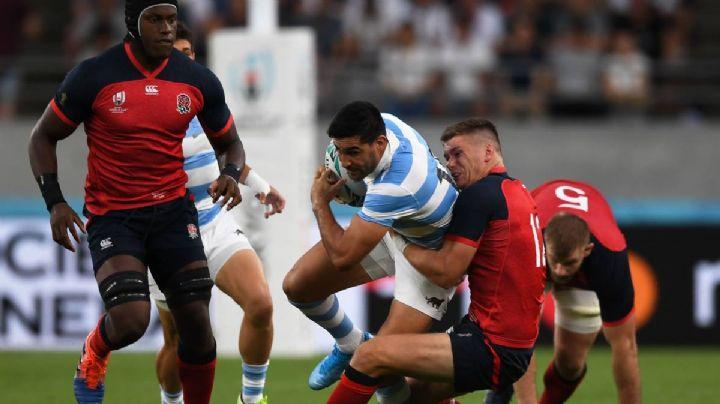 Los Pumas: El resultado ante Inglaterra