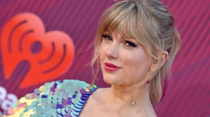 Taylor Swift es avergonzada...¿Por una banana? Entérate cómo ¡Video imperdible!
